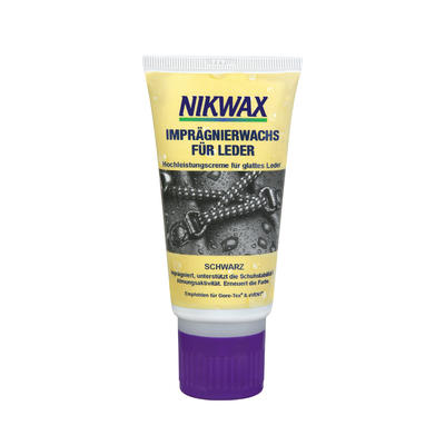 Waterproofing Wax for Leather Black